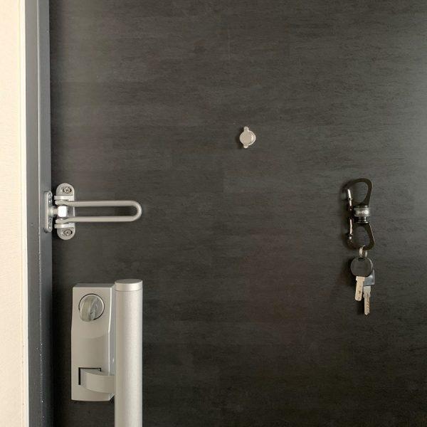 玄関の鍵収納アイデア2