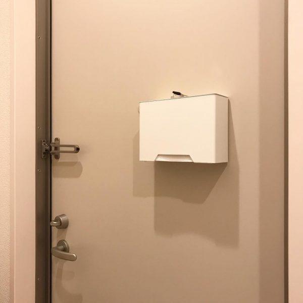 玄関の鍵収納アイデア3