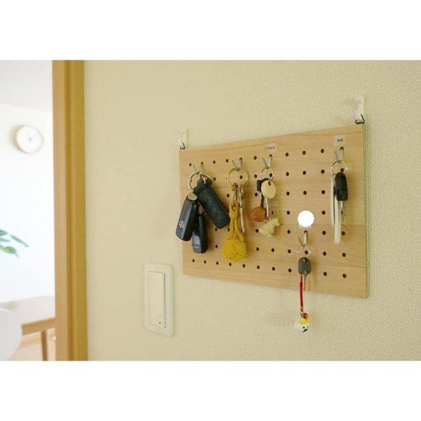 玄関の鍵収納アイデア10