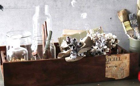 【連載】セリアのすのこが大変身!簡単でおしゃれな「ウッドボックス」を作ろう!