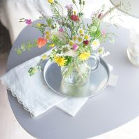 【連載】大人も楽しめる野の花あそび!花活けのポイント&花冠・押し花の作り方紹介