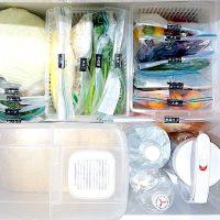 野菜室の整理整頓アイデア特集!使い勝手が格段にUPする収納術を大公開♪