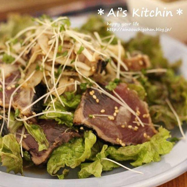 レタスを大量消費できる人気レシピ☆ガッツリ6