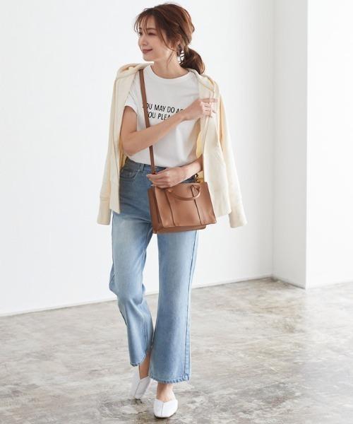 8月の金沢の服装《パンツ》4