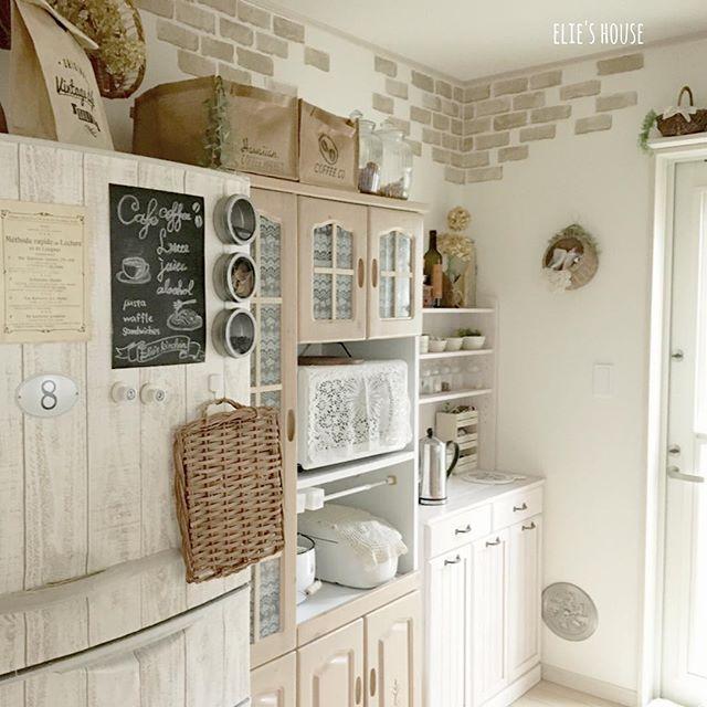 キッチンの突っ張り棒活用アイデア10