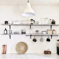 キッチンカウンター上の収納アイデア実例集!真似したくなるおしゃれな整理術をご紹介
