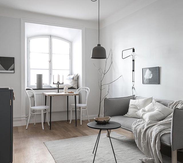 北欧風お部屋作りの基本配色のコツ
