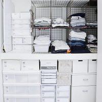 押入れの洋服収納アイデア実例集!収納の達人に学ぶ整理整頓テクニック