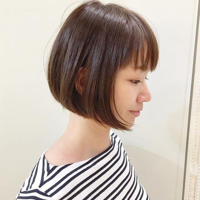 50代にも不動の人気のうるさらヘア