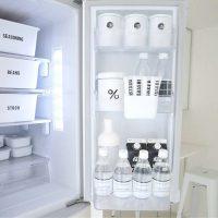 冷蔵庫の整理整頓アイデア特集!賞味期限切れもなくなる収納術を真似しよう♪