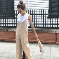 夏のオールインワンコーデ【2020最新】きれいめカジュアルにキマる着こなしテク