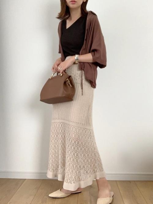 9月の大阪向けの服装《スカート》3