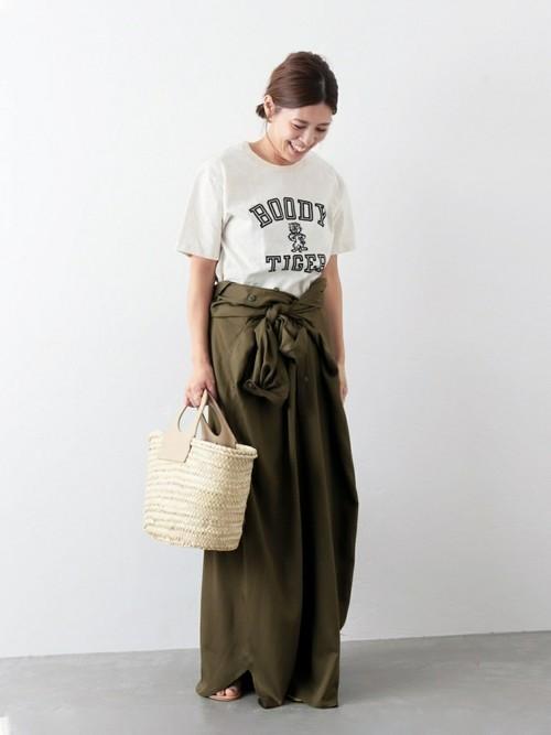[JOURNAL STANDARD] 【Mixta/ミクスタ】BOODY TIGER C/N TEE:別注Tシャツ◆