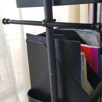 【連載】100均の「つっぱり棒」活用法!つっぱれない場所にも収納スペースを♪