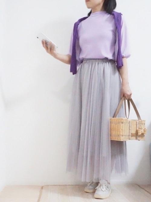 プチプラ スカート 大人女子 GU6