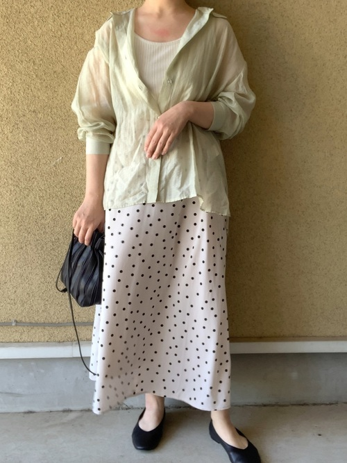 プチプラ スカート 大人女子 GU5