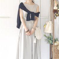 初夏にもピッタリ♪【ユニクロ&GU】のプチプラレディースファッション集
