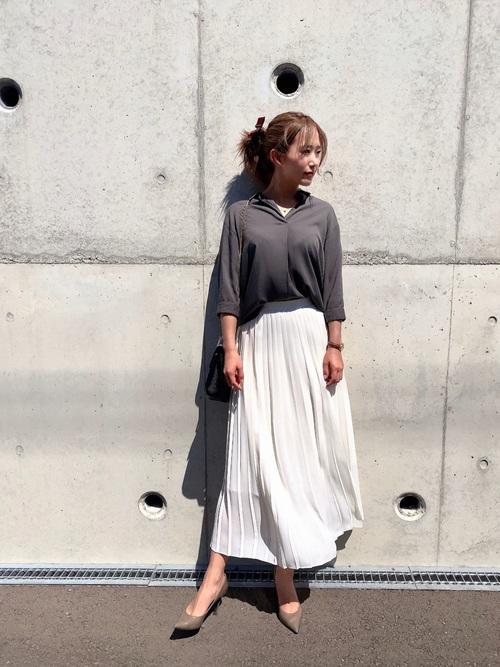 ユニクロ スカート5