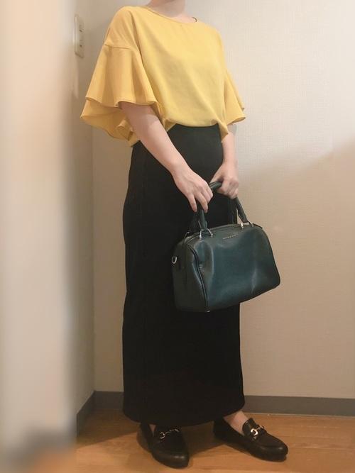 ユニクロ スカート2