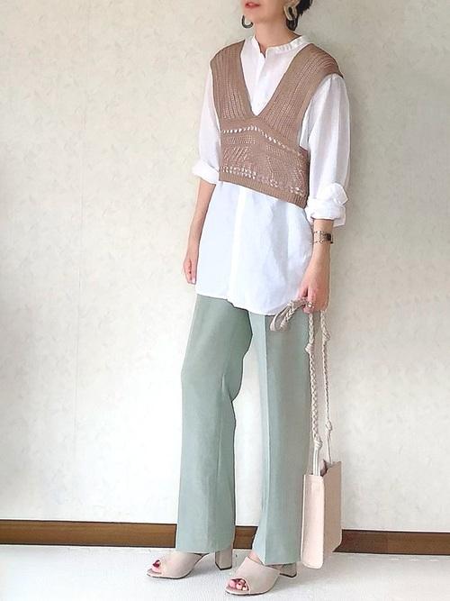 プチプラなシャツ・ブラウス6