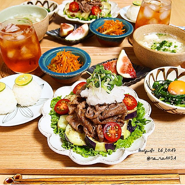 レタスを大量消費できる人気レシピ☆ガッツリ12
