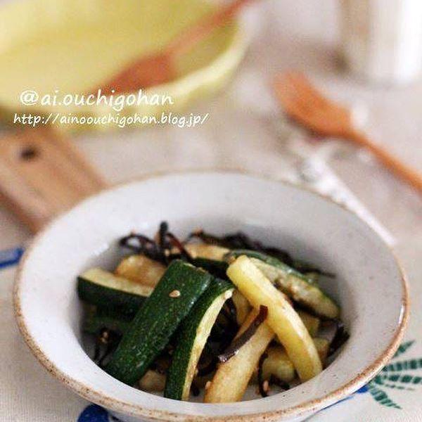 ズッキーニで人気の大量消費レシピ8