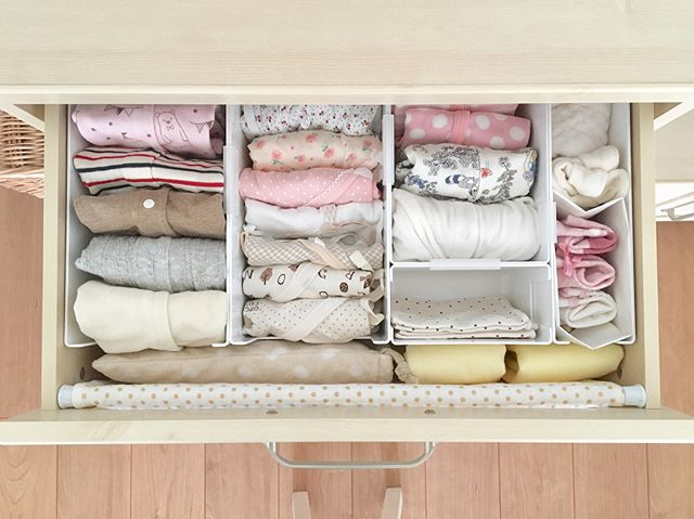 子供の洋服収納11