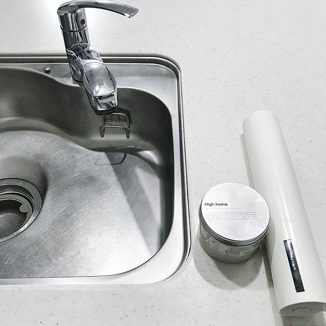 キッチン掃除の簡単な手順とコツ