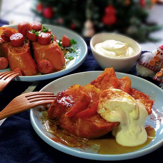 シナモンを使った人気の簡単レシピ☆朝食4