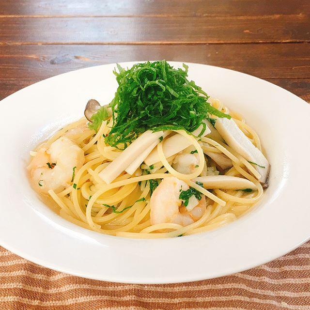 大葉で人気の大量消費レシピ☆主食7