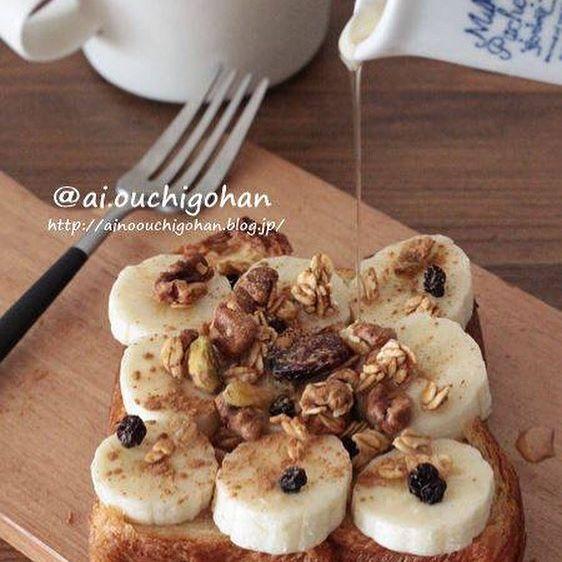 シナモンを使った人気の簡単レシピ☆朝食3