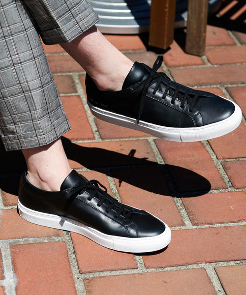 [TOMORROWLAND] COMMON PROJECTS Achilles Low スニーカー