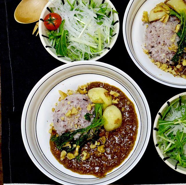 作り置きで人気の常備菜に!大根と水菜のサラダ