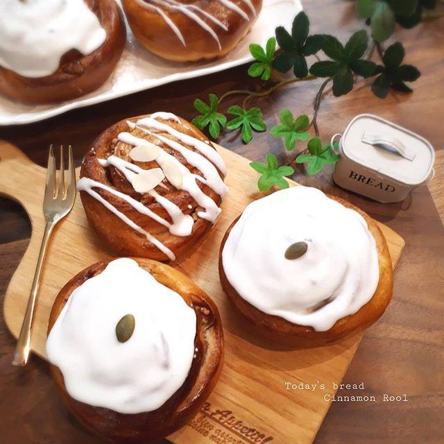 シナモンを使った人気の簡単レシピ☆朝食9