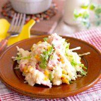 水菜を使った作り置きレシピ特集!余った時の消費にも使える常備菜をご紹介
