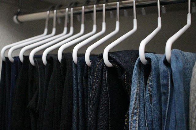 パンツの型崩れを防止する収納アイデア
