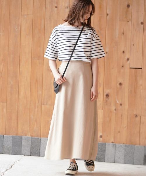 8月の金沢の服装《スカート》4