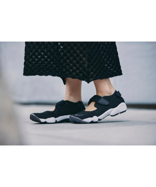 [BILLY'S ENT] NIKE ナイキ WMNS AIR RIFT BR ウィメンズエアリフトBR 848386 001BK/CGRY