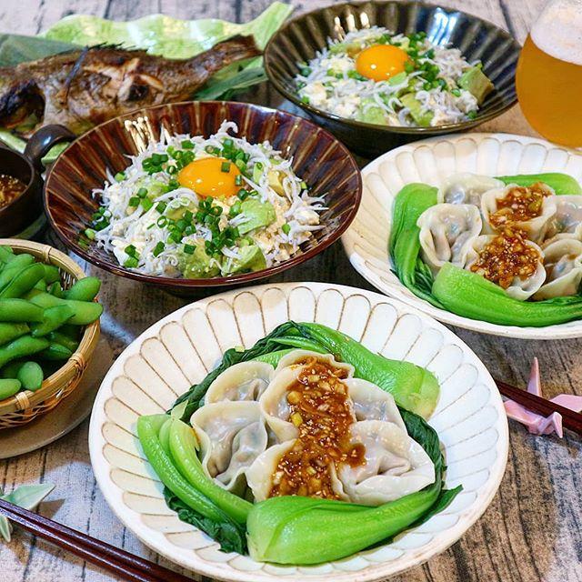 大量消費に!簡単で人気の豆腐しらすアボカド丼