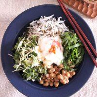 納豆の大量消費レシピ特集!メインにも副菜にもなる絶品レシピをご紹介