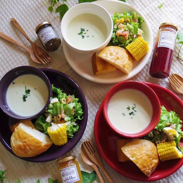 枝豆を大量消費できる!人気の枝豆のスープ