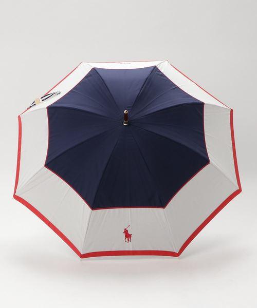 [MOONBAT] 日傘 【切継ぎ 2tone color】