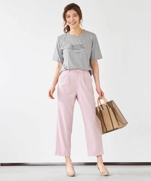 [ur's] ミニロゴTシャツ