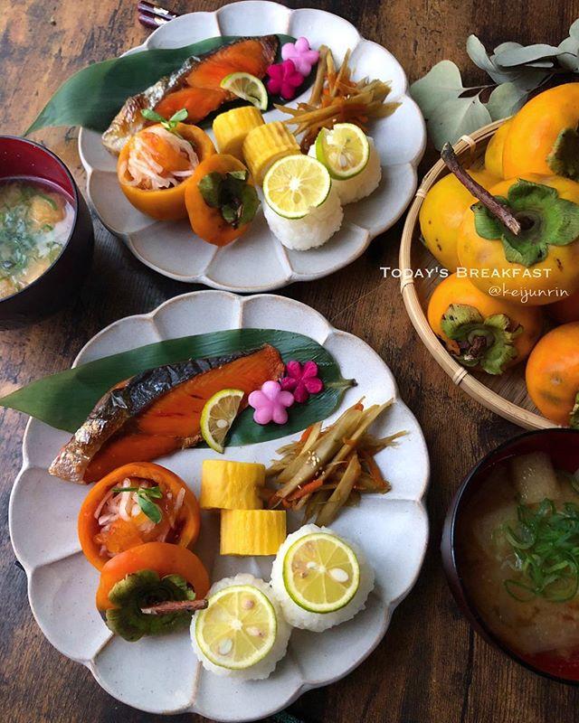 柿の人気レシピ☆簡単アレンジ《副菜》6