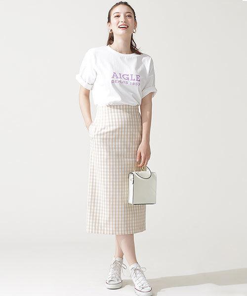 大人っぽいタイトスカート