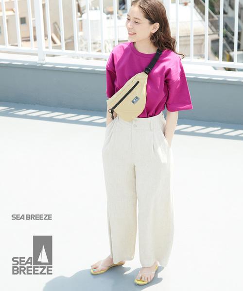 [ROPE' PICNIC] 【SEABREEZE×ROPE' PICNIC】カラーTシャツ