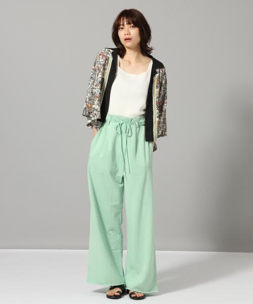 [JEANASIS] 【YOGA】Pastel Colorスウェットパンツ/841376