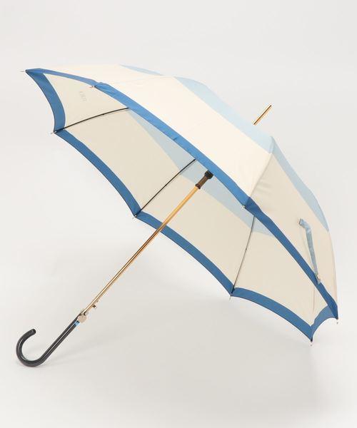 [MOONBAT] 傘 【カラー ボーダー】