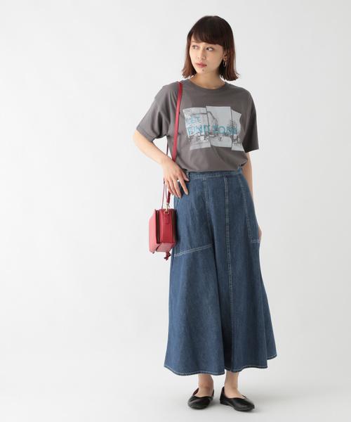 [studio CLIP] フォトプリントTシャツ