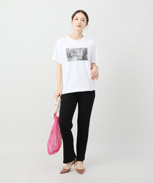 [JOINT WORKS] 【Roberta Bayley / ロベルタ・ベイリー】 photo Tシャツ